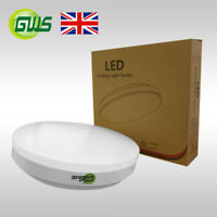 LED Wall/Ceiling Down Lights With Microwave Motion Sensor Kitchen Bathroom Lamp