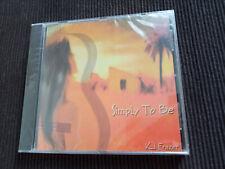 SIMPLY To Be KJ FRAZER album CD audio neuf