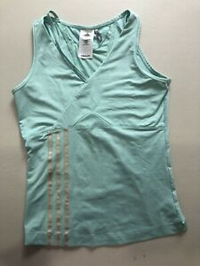 Womens Size S Adidas Sports Exercise Gym Summer Singlet