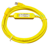 USB-DVP USB-ACAB230 Programming Cable Fits For Delta DVP series PLC Support WIN7