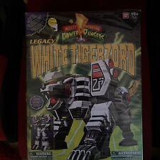 Mighty Morphin Power Rangers Legacy WHITE TIGERZORD Megazord