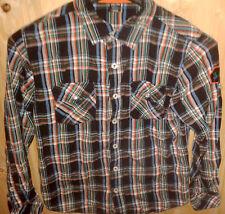 Hemd Kinder Gr: 146 - 152  Langarm sehr guter Zustand kaum getragen 100% Baumw.