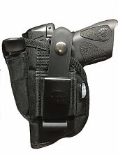 Side holster For Hi-Point C-9,CF-380 9mm With Rail-mounted Laser or Tac-Light
