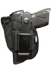 Side holster For Ruger SR9C SR40C With Rail-mounted Laser or Tac-Light