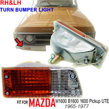 Mazda Proceed B1500 1600 1800 Front Bumper Turn Signal Light Pickup 1965-1977