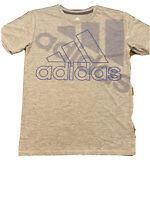 Adidas Gray boys T Shirt Size M