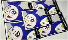 "60pcs of Takashi Murakami Aspen Snowmass Art Ticket Promo ""Prints"" NOT Off White"