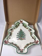 SPODE Christmas Tree 65th Anniversary 1938-2003, Limited Edition Large Tray
