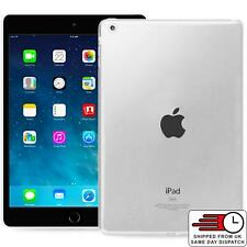 Transparent Clear Slim Silicone Cover Case For Apple iPad 9.7 2017-2019