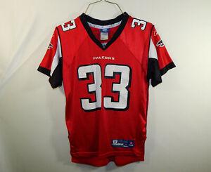 Michael Turner Atlanta Falcons NFL Football Jersey Reebok YOUTH MEDIUM 10 / 12