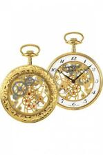 New Tissot Replica Mechanical Gold Brass Case Pocket Watch T82.4.602.02