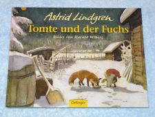 TOMTE TUMMETOTT UND DER FUCHS ►►►ungelesen ° von Astrid Lindgren, Harald Wiberg