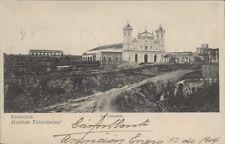 PARAGUAY ASUNCION LA CATEDRAL AÑO NUEVO 1904
