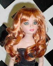 """DOLL Wig, Monique Gold """"Shaine"""" Size 4/5 - Reddish Blonde"""