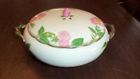 Franciscan DESERT ROSE (MADE IN USA) Round Covered Vegetable Bowl lid