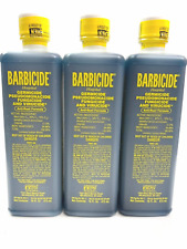 3X- Barbicide Hospital Disinfectant Fungicide Germicide Virucide Anti Rust 16 Oz