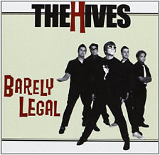 The Hives-Barely Legal (UK IMPORT) VINYL NEW