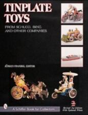 Tinplate Toys from Shuco, Bing & Other Companies