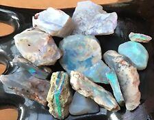Lightning ridge rough opal -Lot 12