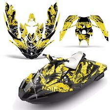 Decal Graphic Kit Wrap Jetski Rotax900 Bombardier Sea-Doo 2up Spark 2015+ REAP Y