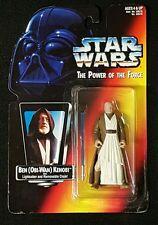 Star Wars POTF Ben Obi-Wan Kenobi Orange 1995 Action Figure  69576 NEW Sealed