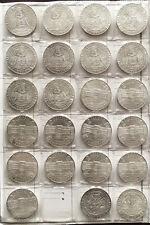 KG. 3,5 Monete in argento Austria
