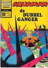 AQUAMAN DE DUBBEL GANGER RARE EDITION EN FLAMAND