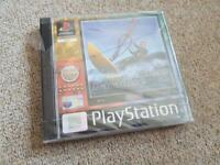 Windsurfers Paradise PS1 Game Sony Playstation 1 New Sealed -Please Read-