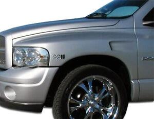 02-05 Dodge Ram Platinum Duraflex Body Kit- Fenders!!! 100336