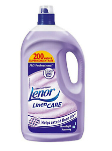 Lenor 4L Fabric Softener Conditioner Moonlight Harmony - 200 washes