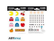 Stickers - Pac-Man - Labyrinthe - 2 planches de 16x11 cm - ABYstyle