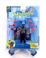 Nip 2004 Palisades Marvin Suggs Figure~Muppet Show~Series 8~Silver Shirt Variant