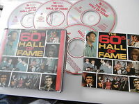READER'S Digest 60s Hall Of Fame 4 CD (No 1&6) Bee Gees Kinks The Hollies Fury