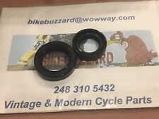 BULTACO Alpina 250 Crankshaft Seal Seals SET of 2 NEW!