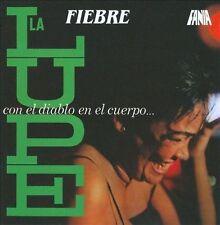 SALSA rare FANIA remastered CD W/BOOKLET La Lupe CON EL DIABLO EN EL CUERPO