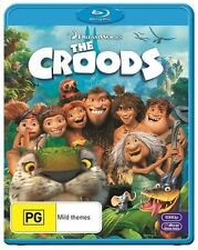 The Croods Blu-Ray : NEW