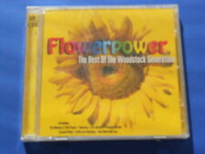 Flowerpower The best of the Woodstock generation 2CDS/S