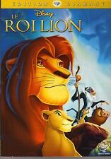 LE ROI LION : WALT DISNEY - EDITION DIAMANT DVD - SOUS CELLO  + SLIPCASE