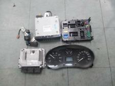CITROEN BERLINGO 9HE DIESEL ECU KEY BSI , P/N 0281017863, SECURITY SET