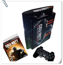250GB PS3 Super Slim System Console Set Call of Duty: Black Ops III COD 3