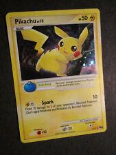 PL Pokemon (Holo) PIKACHU Card POP SERIES-6 Set 9/17 PROMO Bleed Error