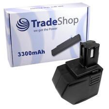 Trade-Shop AKKU 12V 3300mAh ersetzt Hilti SBP10 für SFB121 SFB126 SFB126A