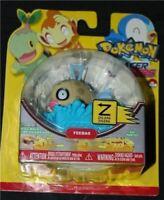 Pokemon Racer Chasers Feebas Figure Pull Back by Jakks Pacific