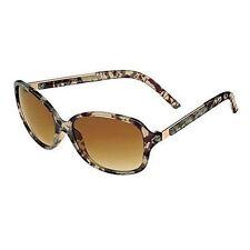 Foster Grant Oval 100% UVA & UVB Protection Sunglasses for Women