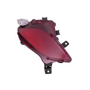 FIT TOYOTA HIGHLANDER 2020-2021 RIGHT PASSENGER REAR BUMPER REFLECTOR LIGHT LAMP