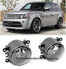 For 08-13 Land Rover LR2 LR4 Range Rover Sport Front Bumper Clear Fog Light Lamp