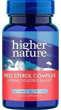 Superiore natura ROSSO sterolo complessa 90 schede (confezione da 6)