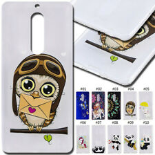 For Nokia 5 Protected Soft Slim Case Cover TPU Shockproof Cute Fashion Back Skin