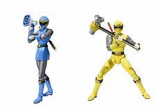 S.H.Figuarts Ninpuu Sentai Hurricaneger HURRICANE YELLOW & BLUE Set BANDAI Japan