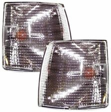 VW T4 CARAVELLE T4 TRANSPORTER CLEAR FRONT INDICATORS REPEATERS (SHORT NOSE)